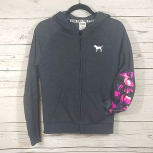 PINK Hoodie sz Small
